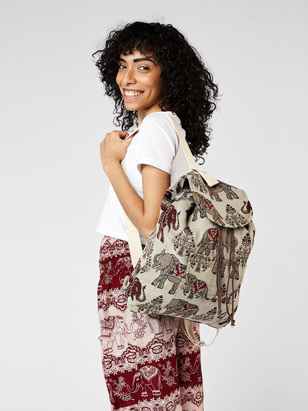 Parade Backpack Burgundy