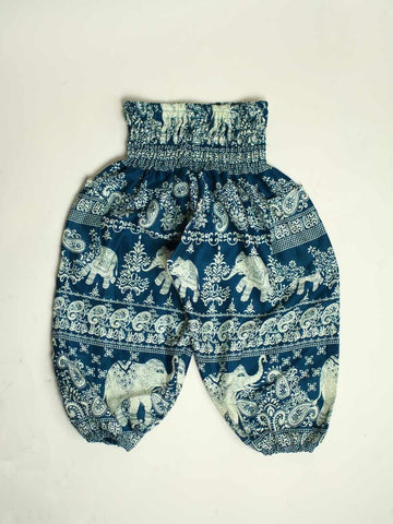 Kids Ziggy Harem Pants - The Elephant Pants