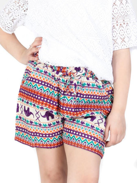 Kids Hattie Shorts - The Elephant Pants - 1