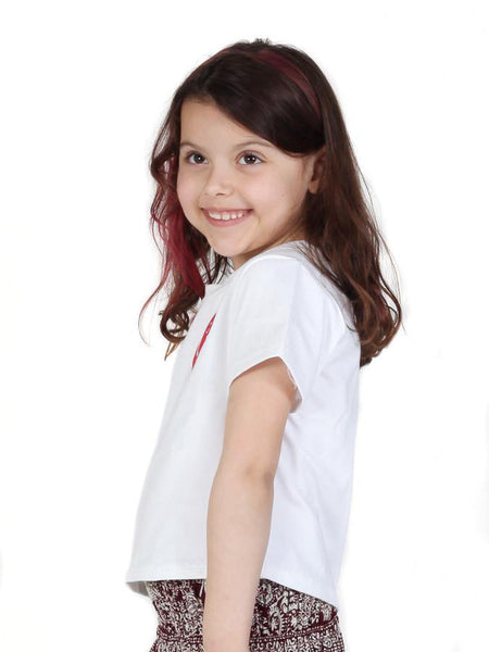 Kids Kalama Elephant Heart T-Shirt - The Elephant Pants - 3