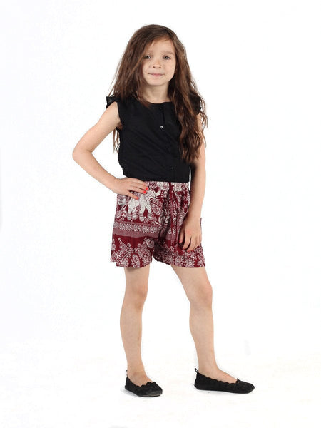 Kids Lydia Shorts - The Elephant Pants - 2