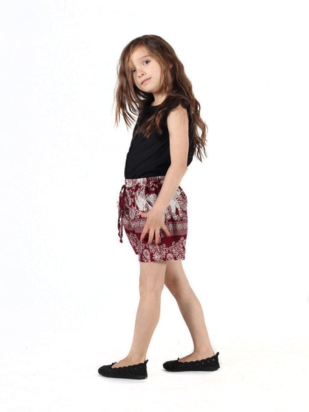 Kids Lydia Shorts - The Elephant Pants - 3