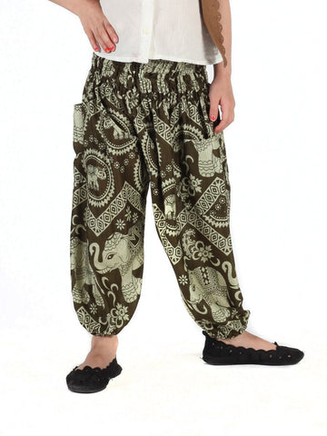 Kids Tarra Harem Pants