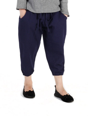 Kids Vita Navy Jogger Pants