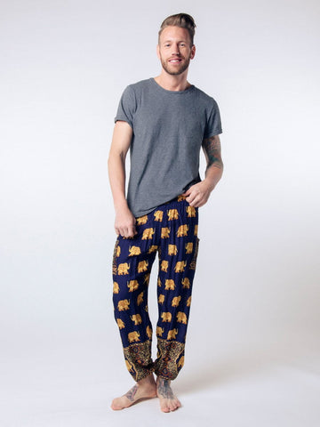 Tyke Men's Harem Pants