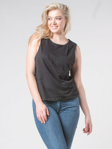 Kenze Cotton Muscle Tank