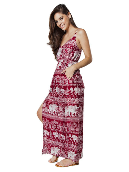 Lydia Maxi Dress - The Elephant Pants - 3