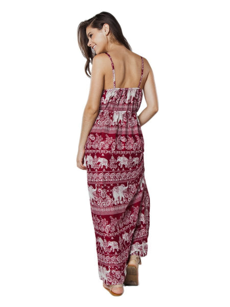 Lydia Maxi Dress - The Elephant Pants - 4
