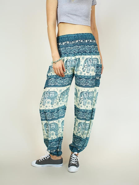 Mystery Harem Pants - The Elephant Pants - 5