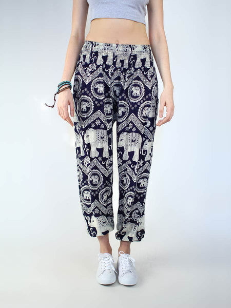 Mystery Harem Pants - The Elephant Pants - 2
