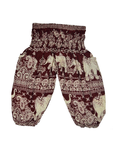 Kids Lydia Harem Pants - The Elephant Pants