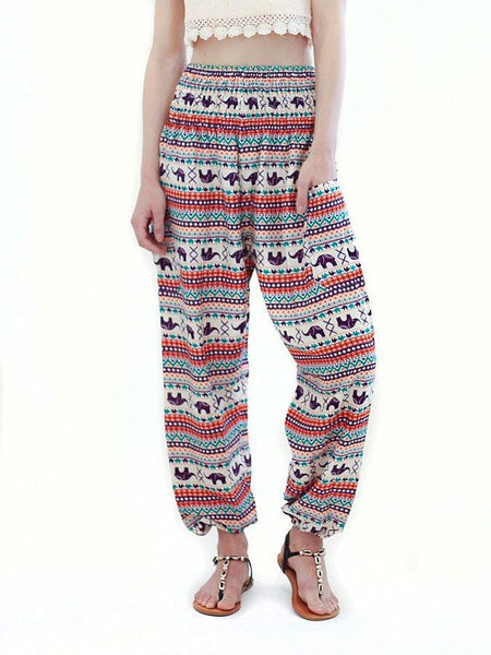 Mystery Harem Pants - The Elephant Pants - 7