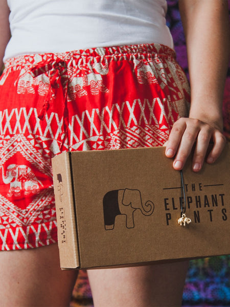 Mystery Item - The Elephant Pants