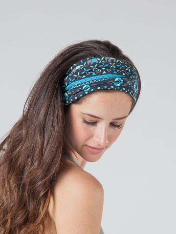 Seree Blue Headband