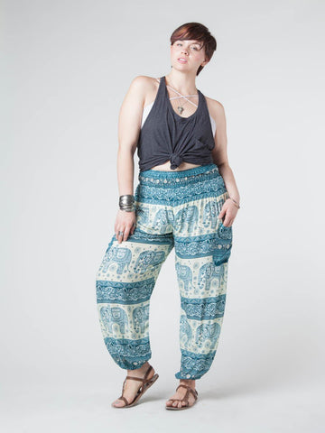 Balarama Plus Size Harem Pants