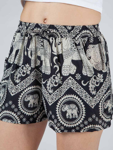 Black Diamond Shorts