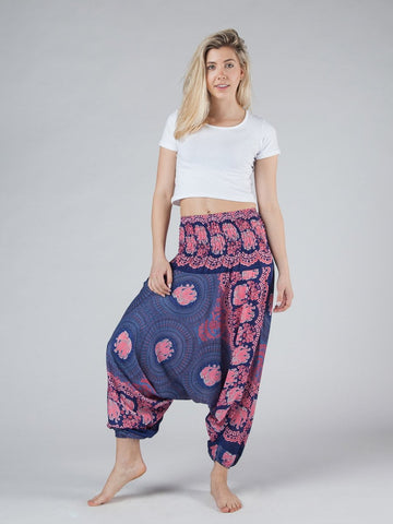 Nellie Dark Blue Hammer Pants
