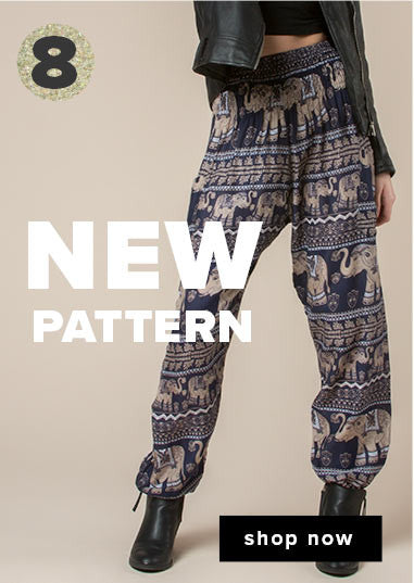 New Limited Edition Classic Harem Pants