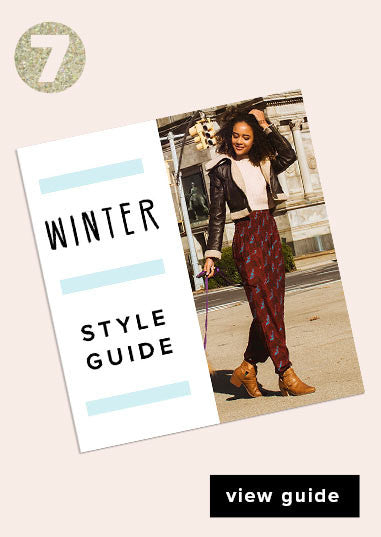Your Guide to Winter Style