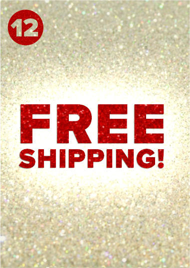 Free Economy Shipping TODAY ONLY in the US