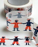 Children Farandole Tape