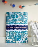 Famille Summerbelle Online Gift Store, papercuts, Paintings Germany  San Francisco Notebooks