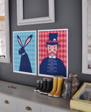 Performers Ludo Lapin Print
