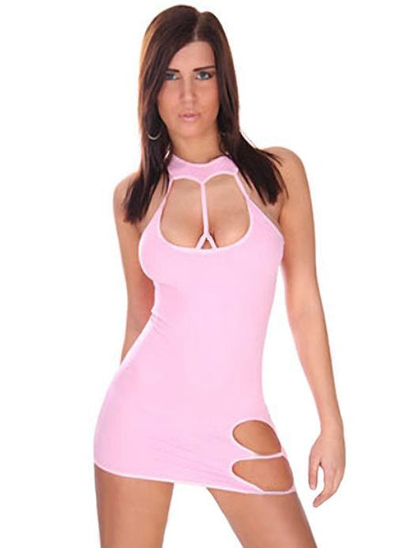 clubwearguru - Bry Clubwear Mini Dress - 1