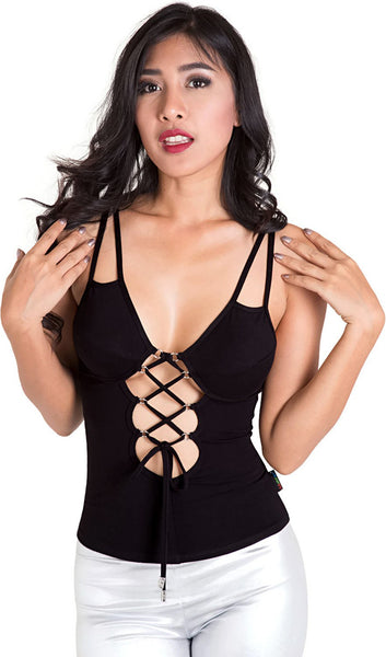 clubwearguru - Kimberly Party Top - 1