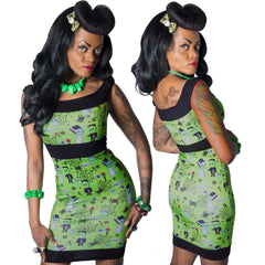 Frankenkuties Pencil Dress