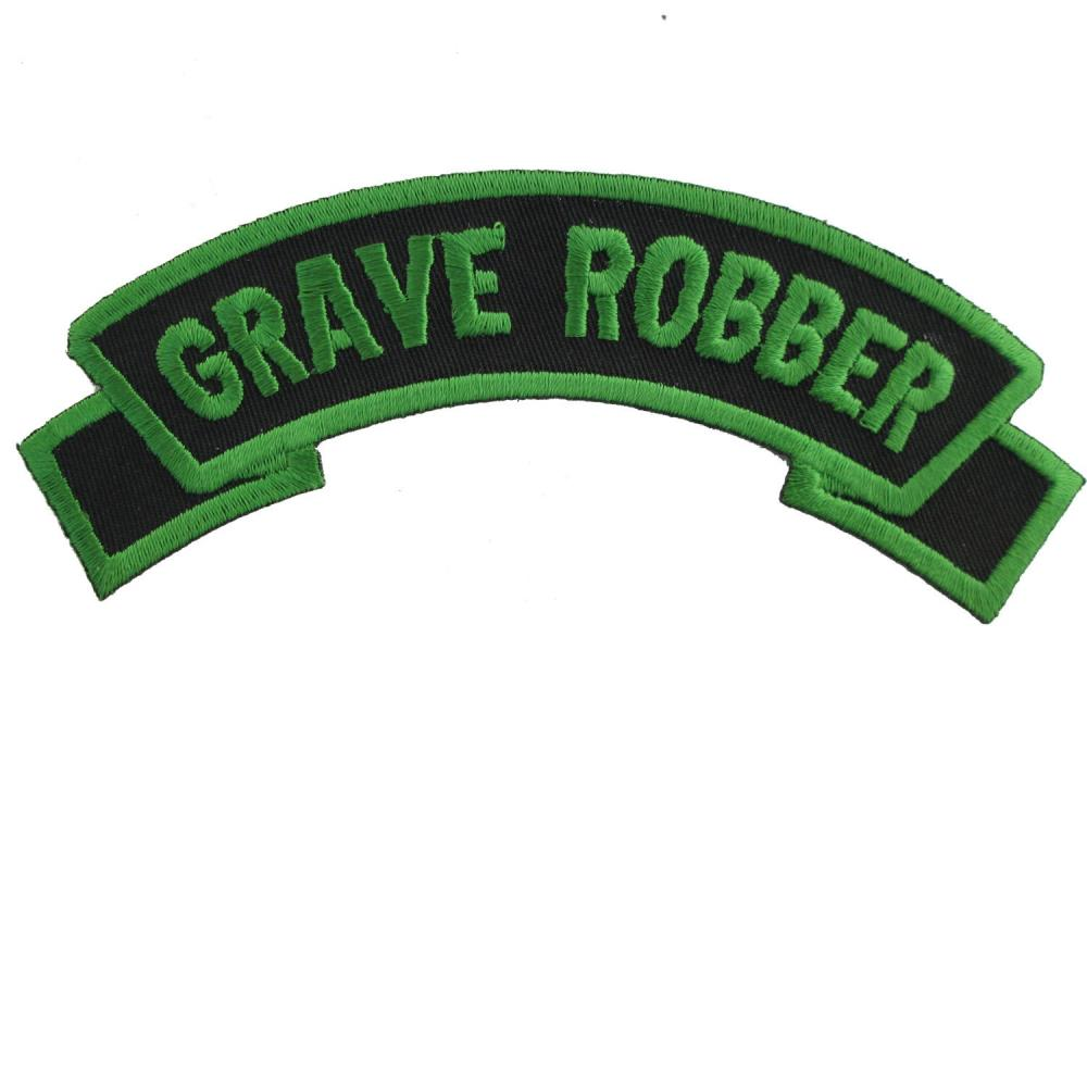 Arch Grave Robber Patch