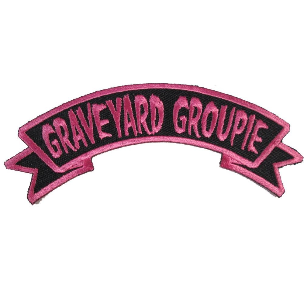 Arch Graveyard Groupie  Patch