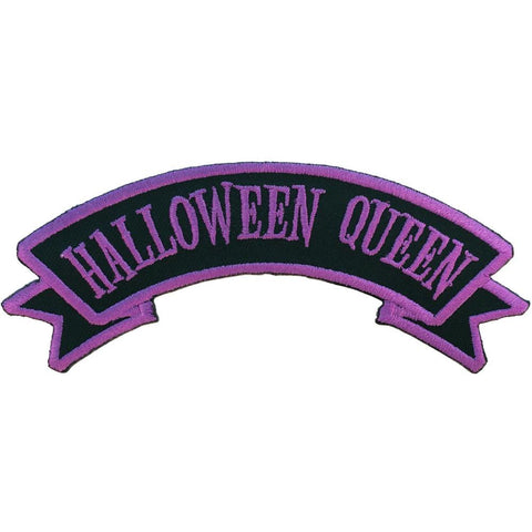 Arch Patch Halloween Queen