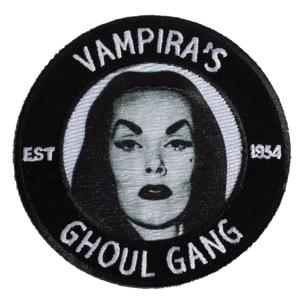 Vampira Ghoul Gang Patch