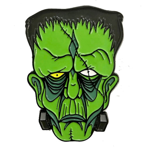 Graves Monster Frankenstein Enamel Pin