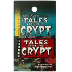 Tales From The Crypt Logo Enamel Pin Badge