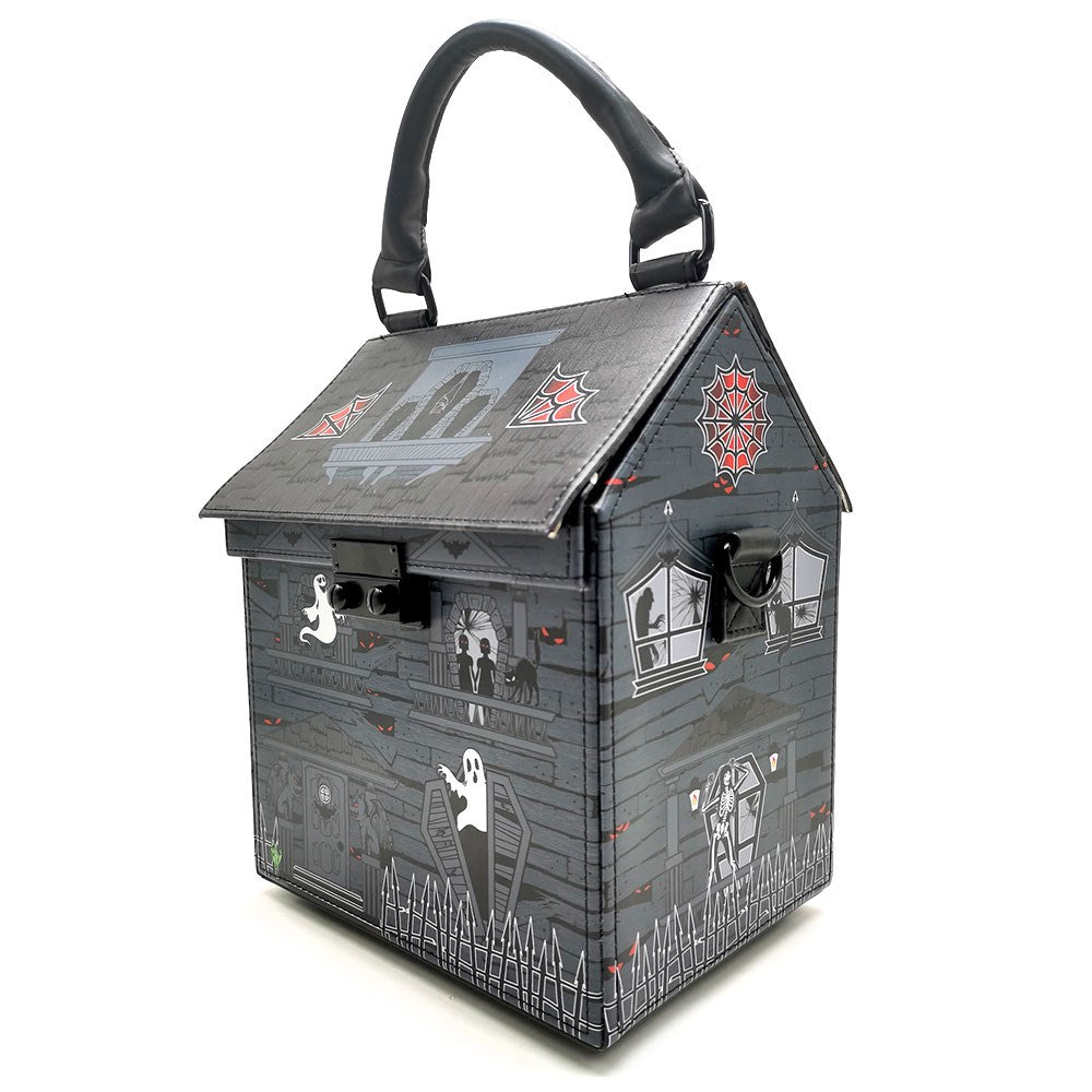 Haunted House Purse