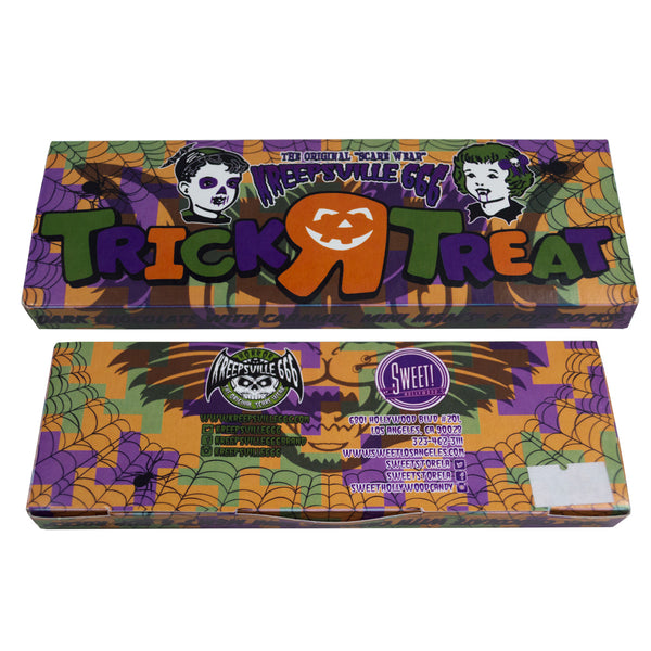 Kreepsville 666 Trick R Treat Chocolate Bar