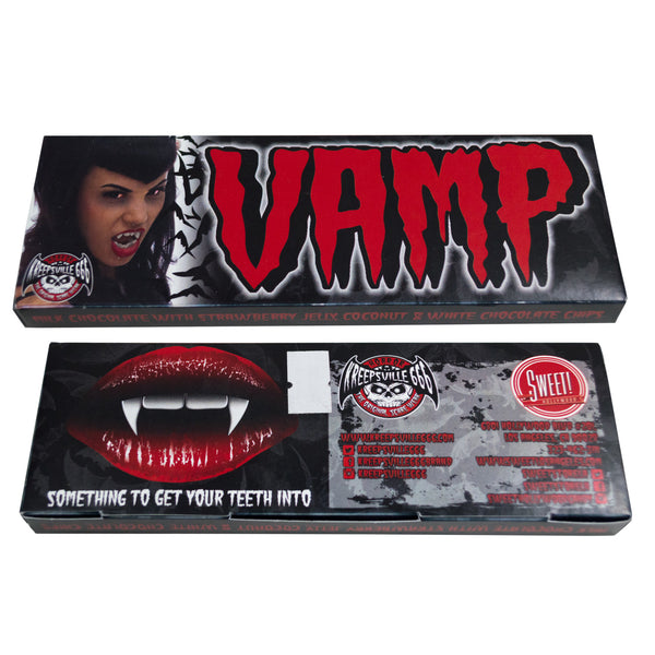 Kreepsville 666 Vamp Chocolate Bar