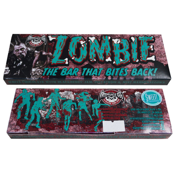 Kreepsville 666 Zombie Chocolate Bar