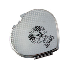 Horrorpops Heart Compact Case Mirror