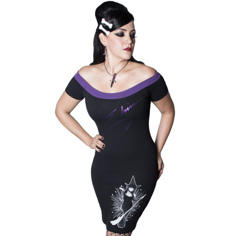 Elvira Classic Witch Pencil Dress