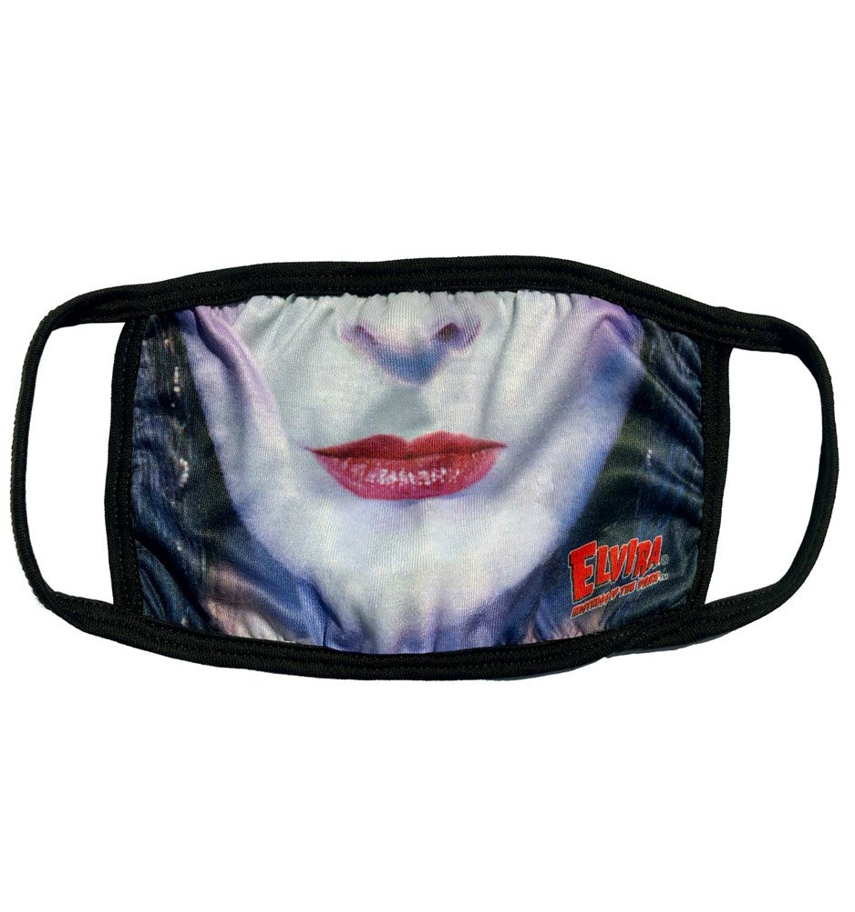 Elvira Lips Face Mask