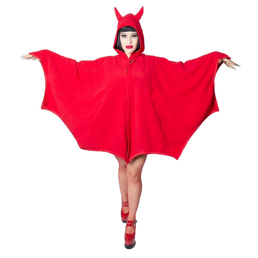 Devil In Disguise Web Cape