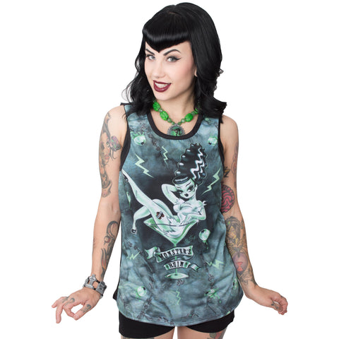 Monster's Ruin Sleeveless Tee