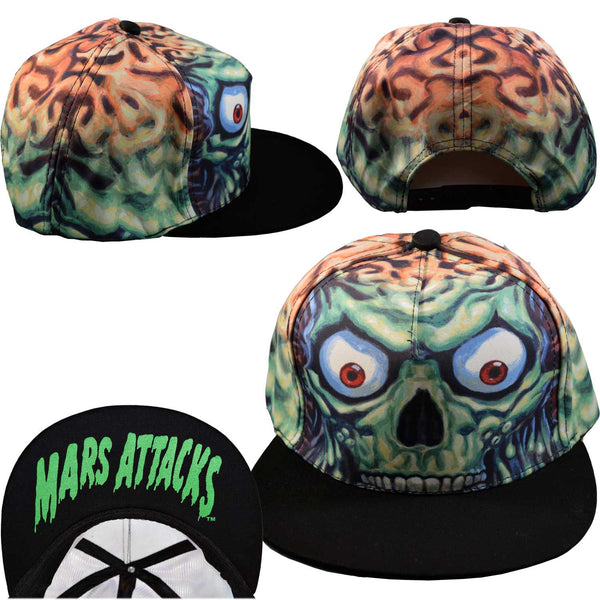 Mars Attacks Baseball Hat