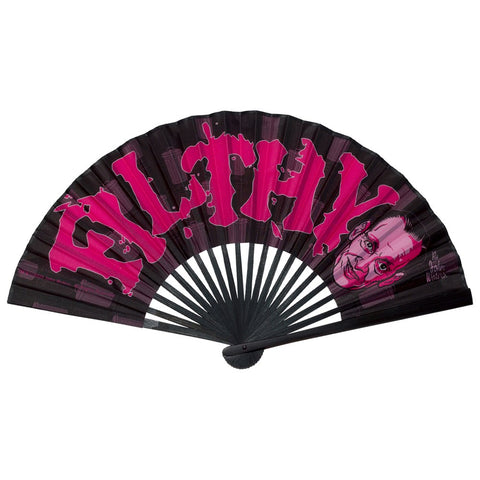 John Waters Filthy Fabric Fan