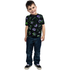 Spookshow Purple Toddler T-shirt