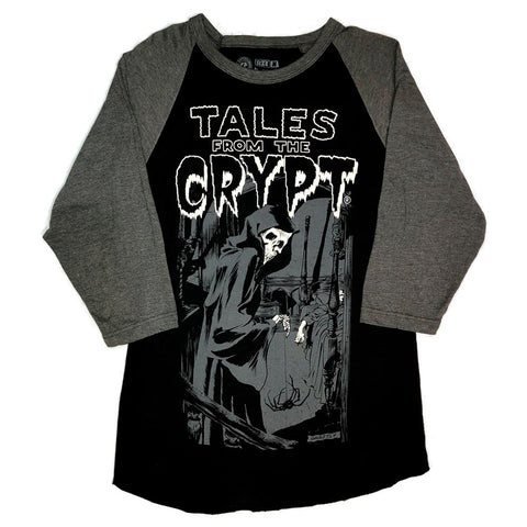 Tales From The Crypt Grim Reaper Longsleeve Tee