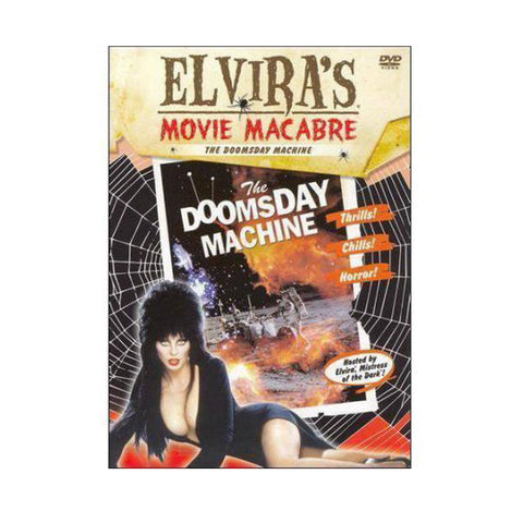 Elvira's Movie Macabre-The Doomsda Machine
